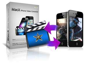 Logiciel de conversion MacX iPhone Video Converter