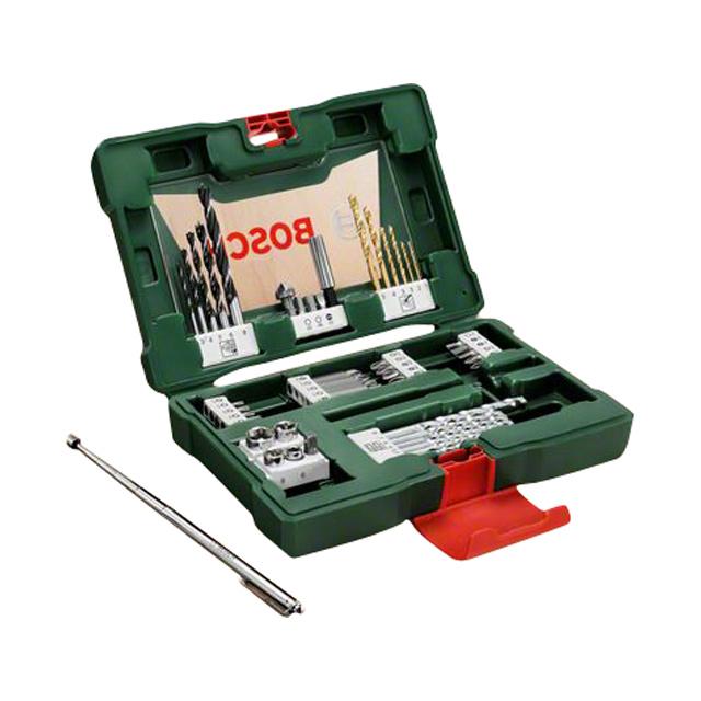 Coffret 48 pièces Bosch V-Line