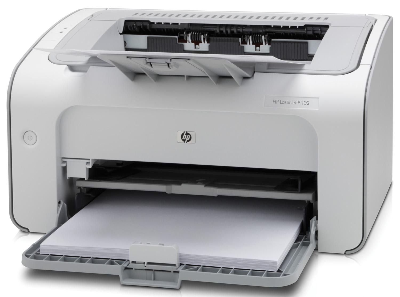 Imprimante laser HP Laserjet Pro P1102 (avec ODR 25€)