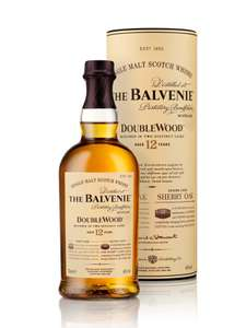 Optimisations Carrefour - Ex: Scotch whisky single malt The Balvenie Double Wood 12 ans d'âge (70cl)