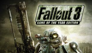 Fallout 3: Game of the Year Edition sur PC (Dématérialisé)