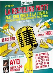 Concert gratuit d'AYO (pour les Parisiens)
