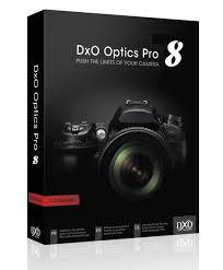 Logiciel DxO Optics Pro 8 gratuit sur PC & Mac