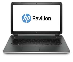 "PC portable 17"" HP Pavilion 17-f051nf - Intel Core i7, 12 Go de RAM"