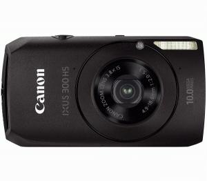 Appareil photo numérique Canon IXUS 300 HS - Noir