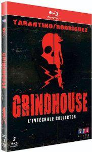 Coffret Blu-ray Grindhouse - L'intégrale : Boulevard de la mort + Planète Terreur [Édition Collector]
