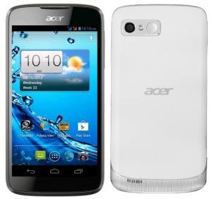 Smartphone Acer Gallant Dual Sim pas cher