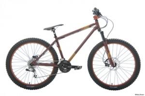 VTT FREERIDE - Brave Machine 404 Bike