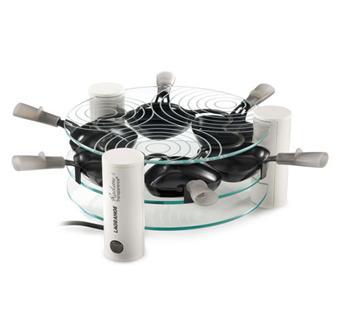 [Adhérents] Appareil Raclette Lagrange Raclette 6 transparence