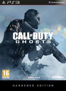 Jeu PS3 Call of Duty: Ghosts - Hardened Edition