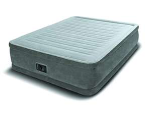 Matelas 2 places gonflable Intex Ultra Plush (203 x 152 x 46 cm)