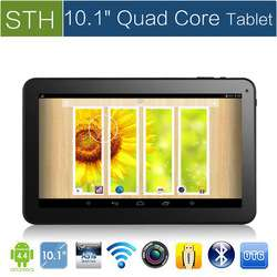 "Tablette 10.1"" Quad Core Android 4.4 - 8go"