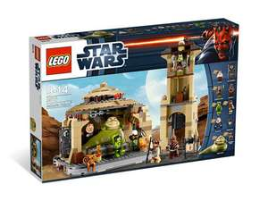 Sélection de lego Star Wars en promotion - Ex : Palais de Jabba 9516