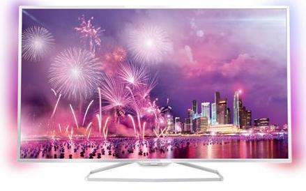 """[Offre Adhérent] Téléviseur 40"""" Full HD 3D SmartTV Philips 40PFK6719  + Lecteur Blu-ray Philips BDP2180 3D"""