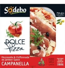 Pizza Sodebo Dolce (via Shopmium + BDR)