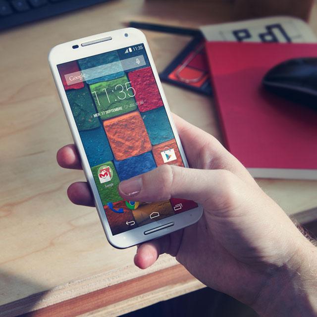 "Smartphone 5.2"" Motorola Moto X 2014"
