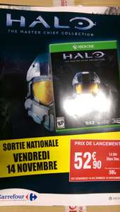 Précommande : Halo Master Chief Collection sur XBOX One