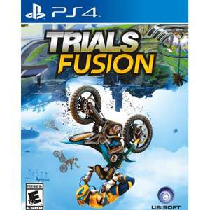 Jeu PS4 Trials Fusion Version US (Jeu en Français)