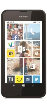 Smartphone Nokia Lumia 530 (ODR 30€ avec souscription d'un forfait sans engagement)