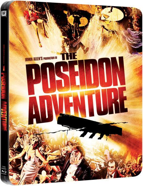 Steelbook Bluray : L'aventure du Poseidon (VO/VF)