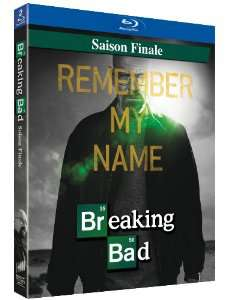 [Blu-ray + Copie digitale] Breaking Bad - Saison Finale (2nde partie - 8 épisodes)