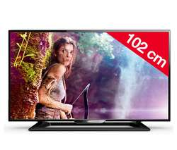 "Téléviseur LED 40"" full HD - Philips 40PFH4009"