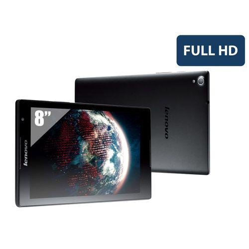 "Tablette 8"" Lenovo Tab S8-50 16 Go - Full HD, Android 4.4  MAJ"