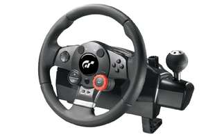 Volant Logitech Driving Force GT Refresh