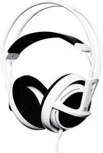 Casque micro gaming Steelseries Siberia v1 Blanc