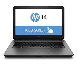 "PC portable tactile 14"" HP 14-r020nf (Intel Core i5, 4 Go de RAM, disque dur 500 Go, NVIDIA 2 Go, Windows 8.1)"