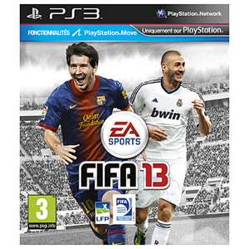 Jeu PS3 Fifa 13