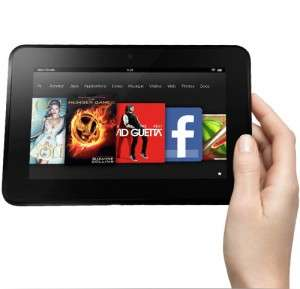 Tablette kindle fire hd 16Go