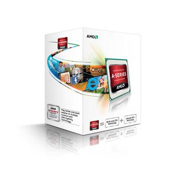 Processeur socket FM2 AMD A4-4020