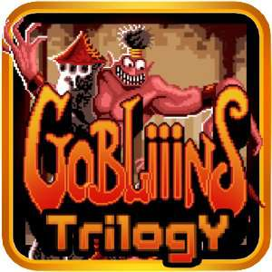 Jeu Android Gobliiins Trilogy (gratuit au lieu de 2.99€)