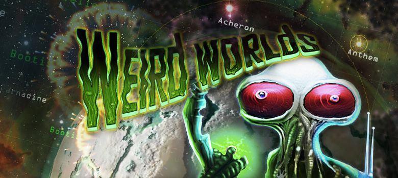 Weird Worlds gratuit sur PC (Steam)