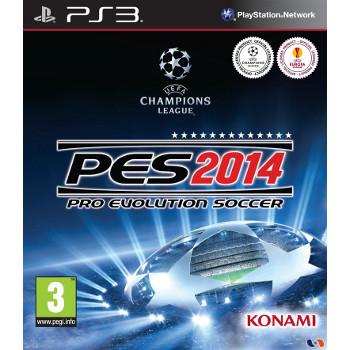 Jeu PS3 PES 2014