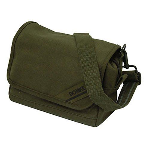 Sacoche pour appareil photo avec ceinture Domke F-5XB Vert olive