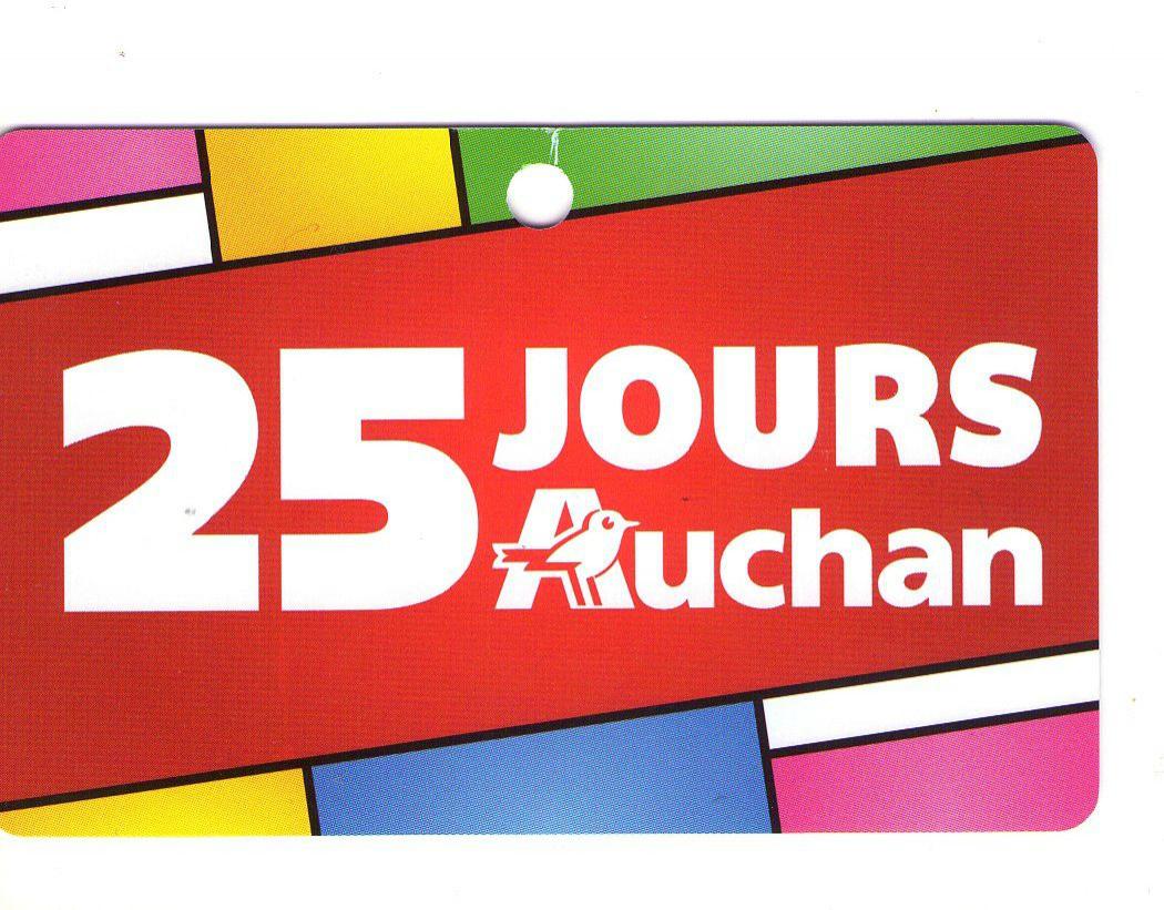 Sélection d'optimisations 25 Jours Auchan - Épisode 1