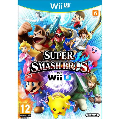 Précommande : Super Smash Bros sur Wii U
