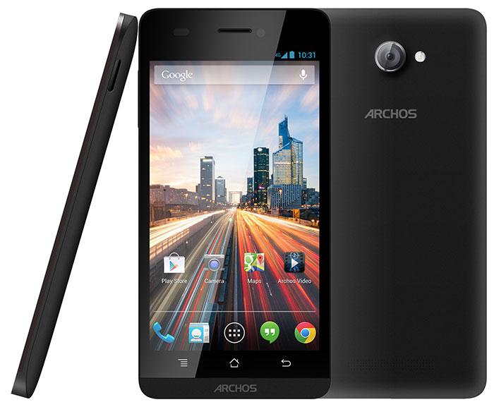 Smartphone 4.5 '' 4G archos 45 Helium + Livraison gratuite