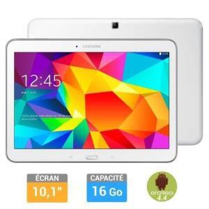 "Tablette tactile Samsung galaxy tab 4 10"" 16 go (ODR 30€)"