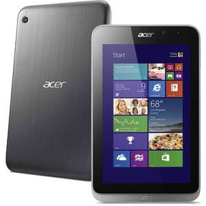 "Tablette 8"" Acer Iconia  W4-820 32 Go (Windows 8)"