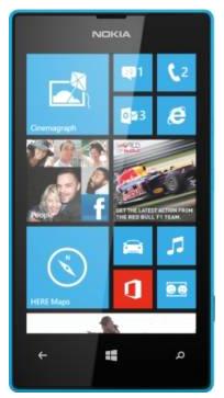 Smartphone Nokia Lumia 520 (avec ODR 30€)
