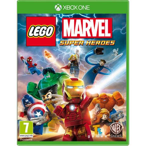Jeu Lego Marvel Super Heroes sur Xbox One et PS4