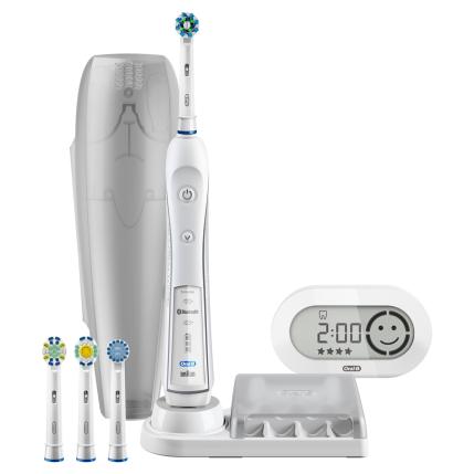 Brosse à dent électrique Oral-B Pro 6 000 Smart Série (Avec ODR 40€)