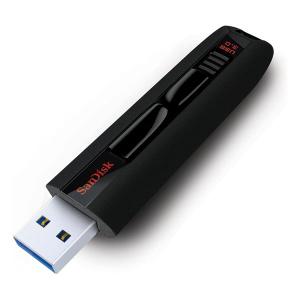 Clé USB 3.0 SanDisk Extreme 64 Go (jusqu'à 190 Mo/s) - Noir