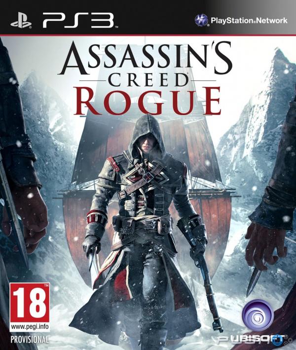 Précommande : Assassin's creed Rogue sur PS3 ou Xbox 360