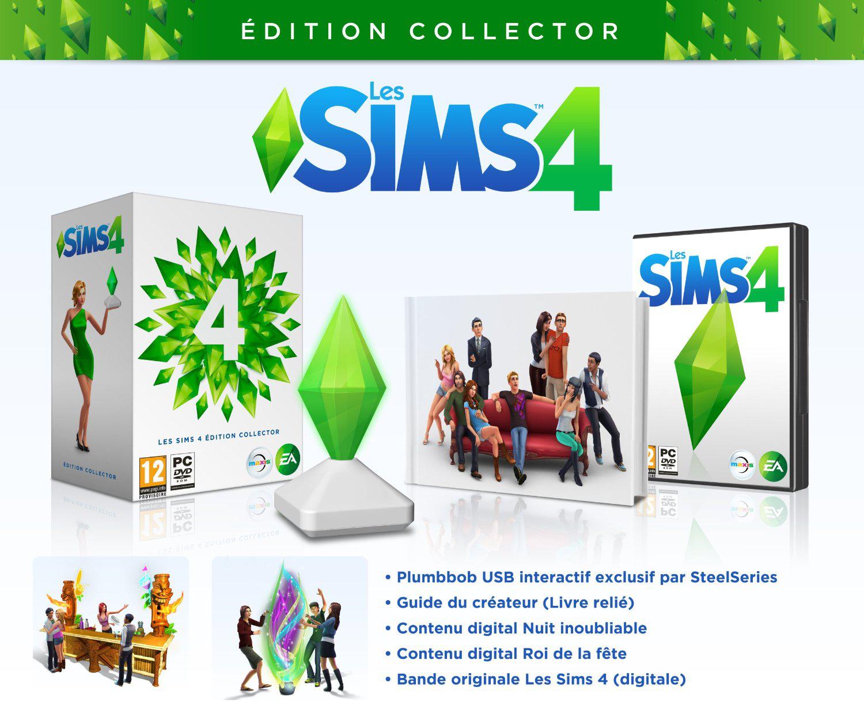 Les Sims 4 Edition Collector sur PC
