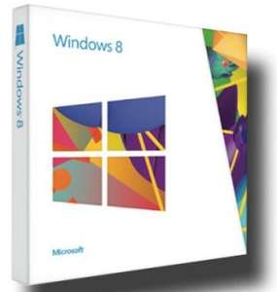 Windows 8 32 Bit OEM - 1 Poste