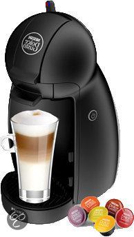 Machine à café Dolce Gusto Piccolo Titanium/Rouge offerte pour 8 boîtes de capsules achetées